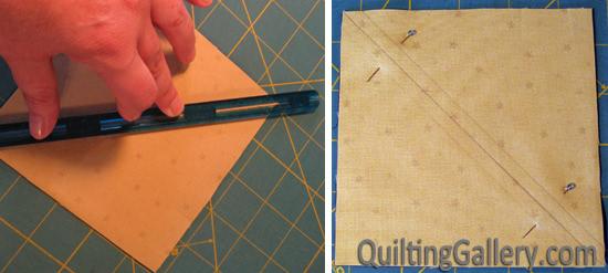 quarter-lines