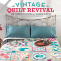 Blog Hop Book Tour: Vintage Quilt Revival