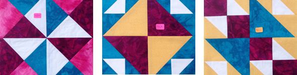 A4AII Quilt – Lessons 8 and 9