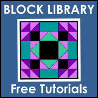 Block Library - Free Quilt Block Tutorials