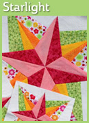 Starlight � Paper Pieced Templates