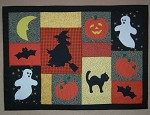 Little Halloween Sampler