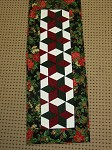 Woven Star Table Runner