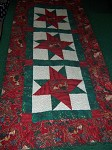 Christmas Runner by Mom