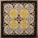 Roses and Rosemary Auction Quilt