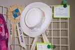 Cowgirl Wedding Hat