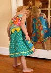 Magic Baby Flower Power Dress