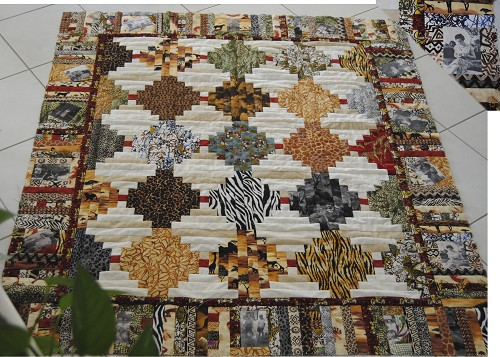 Log Cabin Quilts - Quilting Gallery