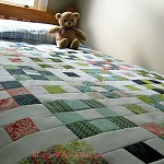 A quilt for me