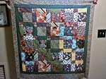 LuLu's birthday Quilt