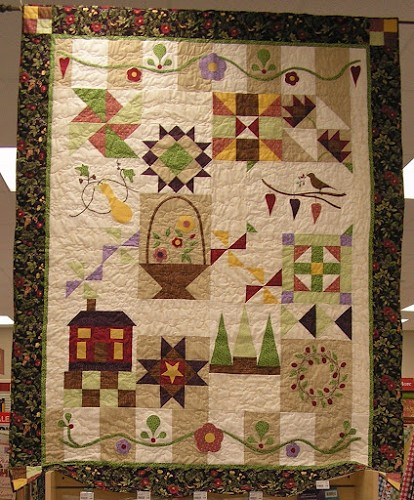 Quilts With Baskets Quilting Gallery