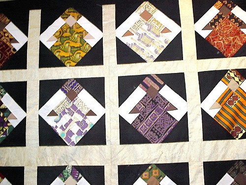 Scrappy Triangle Quilts Quilting Gallery