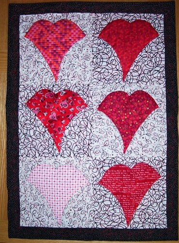 Valentine S Day Quilts Quilting Gallery