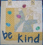 Be Kind Wallhanging