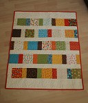 Mitja´s first quilt