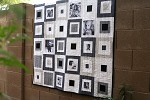 Black and White Memories Quilt