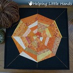 Spiderweb Mini-Quilt (Hot Pad)
