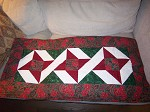 Christmas Table Runner (June Piper-Brandon)