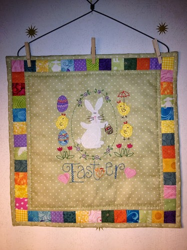 Easter Fun Quilts Quilting Gallery