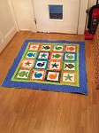 Mason's Sea Friends Quilt