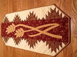 Wheat table runner