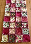 Fall Holiday Rag Quilt