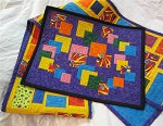 Marcia's Quilts Built by Imagination