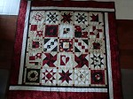 Remembering Peace - Quilt of Valour