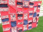 4th of July Picnic Blanket