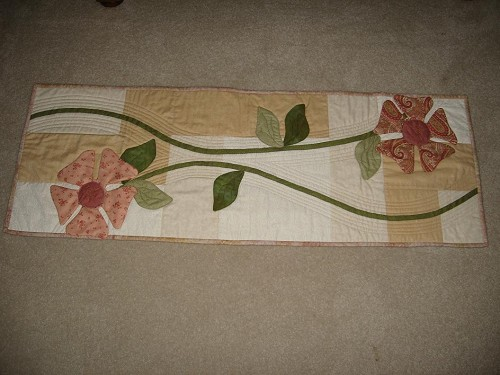 Flower Quilts Quilting Gallery