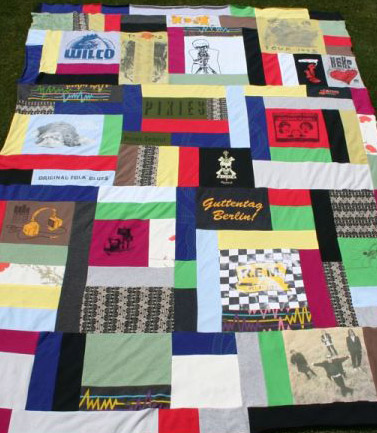 How To Make A T Shirt Quilt Quilting Gallery