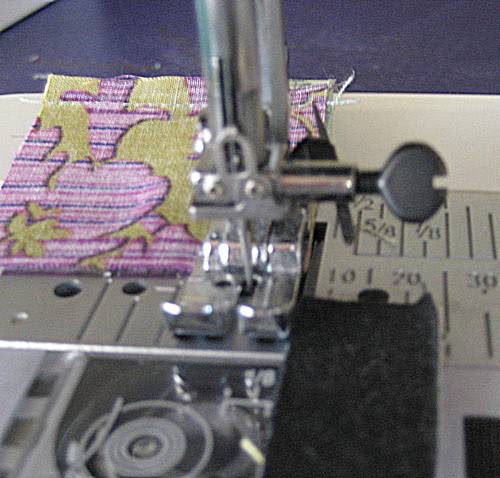 Back to Basics:  That 1/4″ Seam