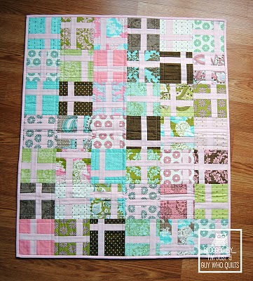 Bundles of Joy Quilt Tutorial
