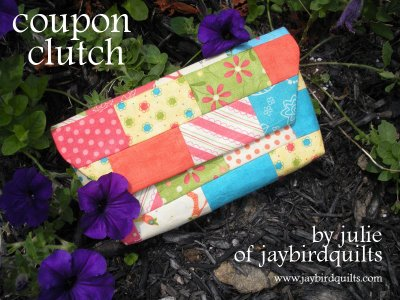 Coupon Clutch Tutorial