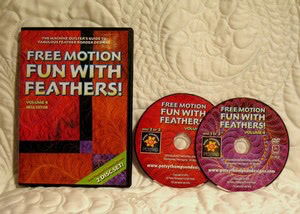 Give-Away: Free Motion Fun…with Feathers! by Patsy Thompson