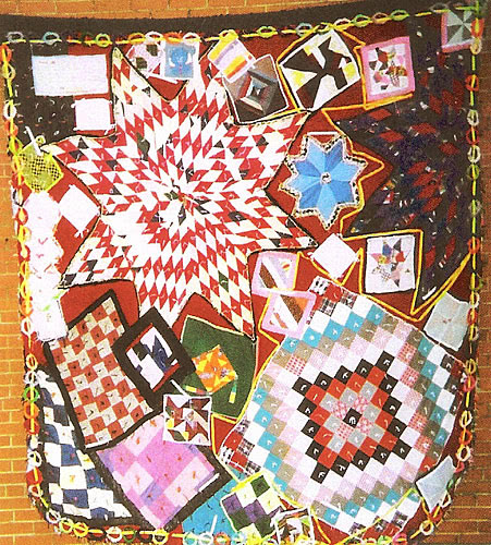 Six Generations of Quilters by Sherry A. Byrd