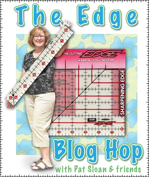 Pat Sloan's <em>The Edge</em> Blog Hop