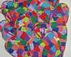 Mosaic-Like Hearts for Christchurch