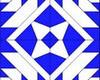 Quilt-Along Block 19: Paper Snowflake
