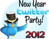 New Year's Eve Twitter Party
