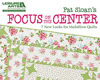 Pat Sloan's: Focus on the Center Blog Tour