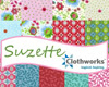 Quilter's Super Deal: 40% OFF all Suzette by Clothworks