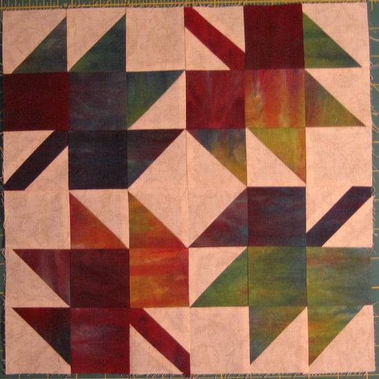 Tutorial Maple Leaves Quilt Block Quilting Gallery