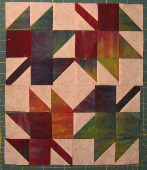 Tutorial Maple Leaves Quilt Block Quilting Gallery