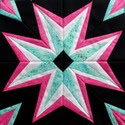Vicki's Seeing Stars Block