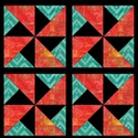 Aiming for Accuracy Quilt-Along: The Final Design