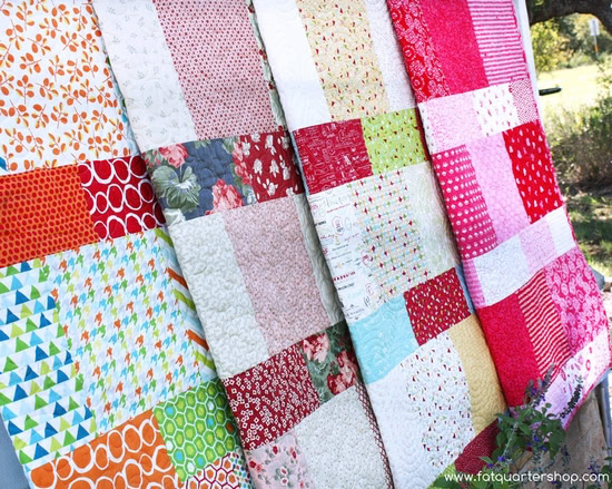 Free Pattern Layer Cake Lemonade Quilting Gallery