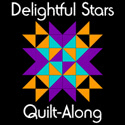 Delightful Stars Quilt-Along Starts Tomorrow