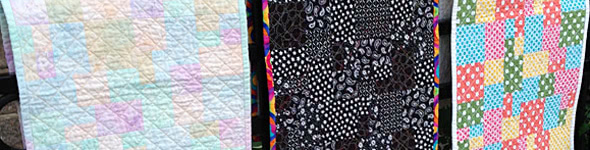 Beginner-Friendly Quilting Pattern: Cobblestone Mats